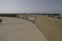 空港西海岸堤防